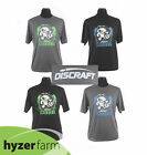 DISCRAFT STREET BUZZZ Dri-Fit Short Sleeve T-Shirt *pick color/size* Hyzer Farm