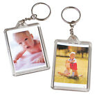 Bulk Package  Photo Key Chains Pack of 12 pieces Party Favor Grab US 273