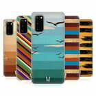 HEAD CASE DESIGNS STRIPED PRINTS SOFT GEL CASE FOR SAMSUNG PHONES 1