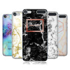 CUSTOM CUSTOMISED PERSONALISED MARBLE PRINTS BACK CASE FOR APPLE iPOD TOUCH MP3