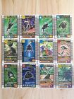 MIXED LOT 12 MUSHI KING : KING OF THE BEETLES CARD GAME GOOD CONDITION #0831