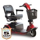 Pride Mobility Victory 10 Three Wheeled Scooter w/ Avail Ext Warr $1829.0 USD on eBay