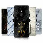 HEAD CASE DESIGNS GEOMETRIC ARROWS HARD BACK CASE FOR SONY PHONES 1