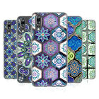 HEAD CASE DESIGNS MOROCCAN PATTERNS 2 SOFT GEL CASE FOR HUAWEI PHONES