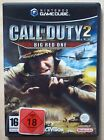 Call of Duty 2: Big Red One (Game Cube) USK 18