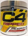 Cellucor C4 RIPPED Pre-Workout & Cutting Formula 30 Servings Choose Flavor NEW