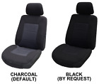 SINGLE CONTEMPORARY JACQUARD SEAT COVER FOR FORD ECONOVAN RWD BUS