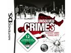 Unsolved Crimes - Tatort New York City [Nintendo DS] - SEHR GUT