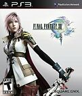 Final Fantasy XIII (Sony PlayStation 3, 2010)
