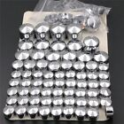 Chrome Bolts Toppers Caps for 1991-2012 Harly Davidson Dyna Glide Twin Cam