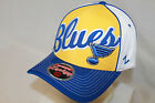 St Louis Blues Hat Cap The Uprising Adjustable Cap By Zephyr NHL Hats