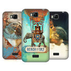 OFFICIAL DUIRWAIGH STEAMPUNK HARD BACK CASE FOR HUAWEI PHONES 2