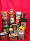 Vintage Reproduction Advertising Tins
