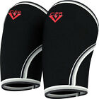 CFR 7mm Knee Sleeve Powerlifting Weightlifting Patella Support Brace Protector H