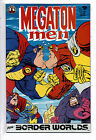 Megaton Man #9 and #10, Kitchen Sink Comix, 1986, VF-NM, final 2 issues
