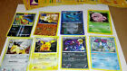 89 card lot of Poke'mon cards w/ Holos mixed decks--DP 7 rare Holos Milotic SH7