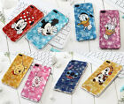 Cute Disney Family in The Flower Soft TPU Back Case For iPhone 6 6S Plus 7 Plus