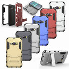 Shockproof Rugged Hard PC Back Armor Dual Layer Holder Protector Case Cover