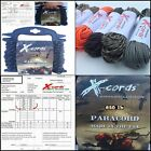 Paracord 850 Lb Stronger  550 and 750 Made US Government Certified Contractor