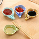Beautiful Plum Shape Plates Sushi Dishes Snacks Vinegar Seasoning Sauce Plates D