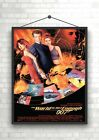 The World Is Not Enough James Bond 007 Classic Large Movie Poster Print £3.5 GBP on eBay