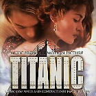 Music from the Motion Picture TITANIC ~ James Horner CD ~ Sealed Brand New