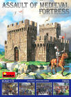 Assault of Medieval Fortres  1/72 MiniArt # 72033 NEW!!!