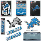 NFL Detroit Lions Premium Vinyl Decal / Sticker / Emblem - Pick Your Pack on eBay