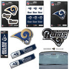 NFL Los Angeles Rams Premium Vinyl Decal / Sticker / Emblem - Pick Your Pack $6.98 USD on eBay