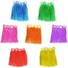 HAWAII SÜDSEE GRAS 40cm HULA-ROCK BAST LIAU STRAND PARTY HULA STROH ROCK