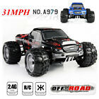 Wltoys A979 RC toys 1/18 RC Truck Racing 31MPH 4WD 2.4G High Speed Car Model