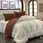 Premium Soft Brushed Down Alternative Comforter Duvet Insert Washable All Season image