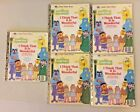 ONE LITTLE GOLDEN BOOK NO WRITING NO NAME SESAME STREET BOOKS YOUR CHOICE LOT