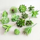 Sale Artificial Succulent Flower Floral Mini Plants Foliage Garden Decor