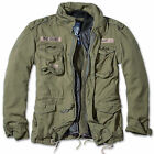 New  GIANT MENS MILITARY PARKA US ARMY JACKET WINTER ZIP OUT LINER OLIVE