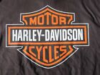Dudley Perkins Co. Harley-Davidson Black Bar & Shield T Shirt BRAND NEW $19.0 USD