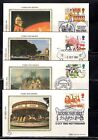 1983 FAIRS AND SHOWS -  BENHAM SILK BS6 FDC SET FROM COLLECTION N17
