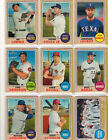 2017 Heritage Baseball Cards, You Pick From List, #s 100-199
