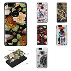 For ZTE Blade Z Max HYBRID IMPACT Hard Gel Fusion Hybrid Case Phone Cover