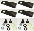 VICTA BLADE KITS TO SUIT 18 INCH CUT LAWN MOWER BLADE SET CA09506S