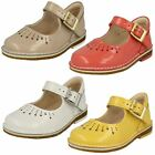 Girls Clarks Casual Shoes *Yarn Jump*