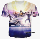 Movie Ready Player One 3D Printed Fashion T-Shirts P04