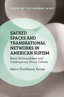 Xavier Merin Shobhana-Sacred Spaces And Transnational Networks In Amer BOOKH NEW