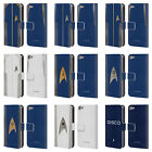 OFFICIAL STAR TREK DISCOVERY UNIFORMS LEATHER BOOK CASE FOR APPLE iPOD TOUCH MP3 on eBay