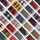 Lochcarron Made in Scotland 100% Lambswool Scarf - District Tartans (Variety)