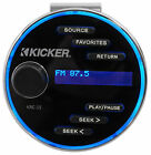 KICKER+KRC15+Waterproof+Digital+Commander+Remote+For+KMC10+And+KMC20+Receivers
