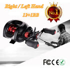 Legend Series High Speed Low Profile Reel Baitcasting Reels Right Left Hand HOT