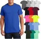 Gildan Mens T-Shirt Ultra Cotton Short Sleeve Tee S-XL, 2XL, 3XL, 4XL, 5XL NEW! image