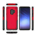Heavy Duty Armor case for Samsung s9 / plus Shockproof - Fast Canadian Shipping <br/> Premium Durable Case, Expedited Shipping Available