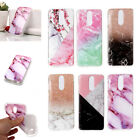 For Nokis 1 6 7 Plus TPU Soft Slim Slicone Phone Case Cover Back Rubber Marble